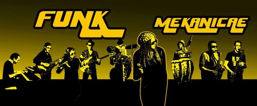 Funk Mekanicae-formación