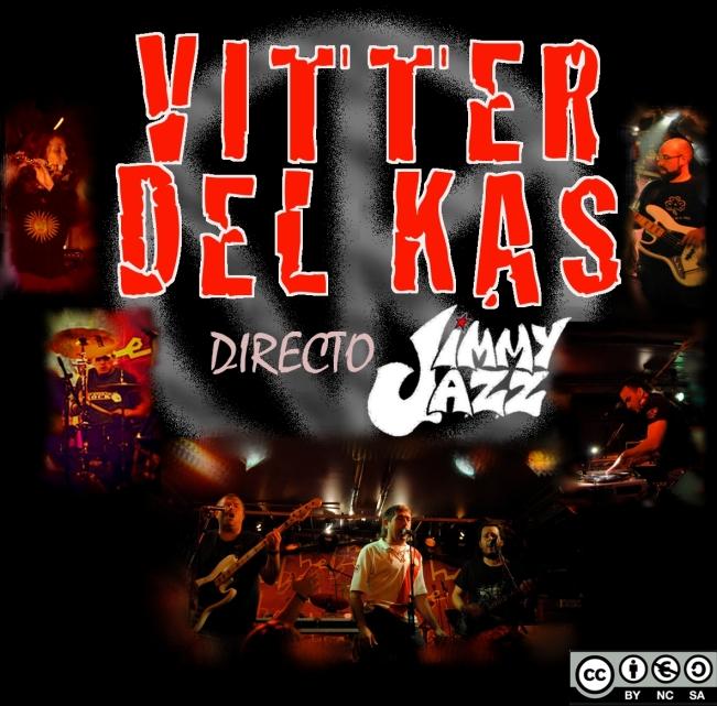 Los Vitter del Kas-carátula maketa